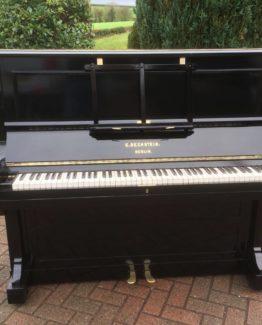 Bechstein black piano | belfastpianos.com