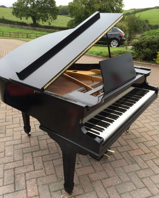 Dale, Forty grand piano | belfastpianos.com