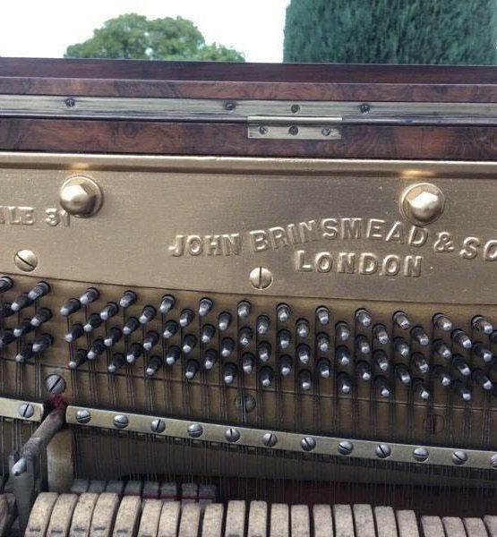 John Brinsmead piano | belfastpianos.com
