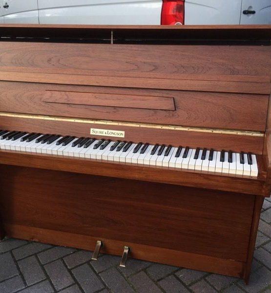 Squire & Longson piano | belfastpianos.com