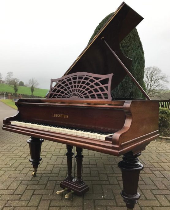 """Bechstein 6.""""6ft reconditioned free delivery Belfast pianos"""