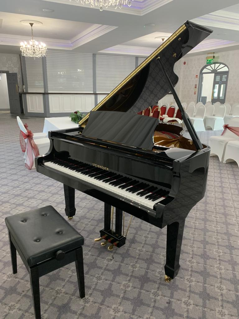 belfast piano hire